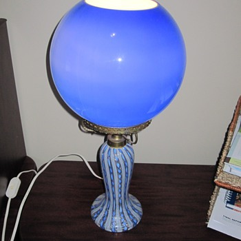 My Favorite Tiffiny Table Lamp - Lamps