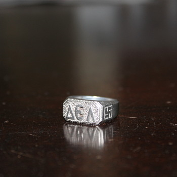 Fraternity Ring? - Fine Jewelry