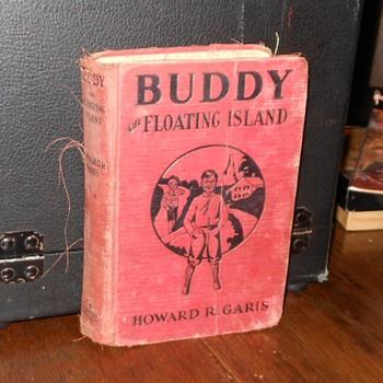 Buddy on Floating IslandHoward Garis 1933