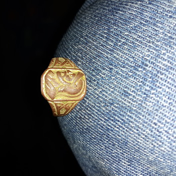 Metal detector find... - Costume Jewelry
