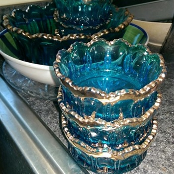Another Angle for Bowl Set - Glassware