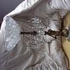 Vintage Cherub Lamp