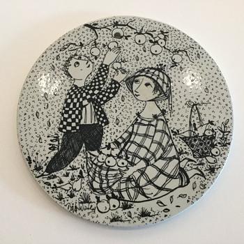 'ARET' -  WIINBLAD FOR NYMOLLE KERAMISKE FABRIK - Pottery
