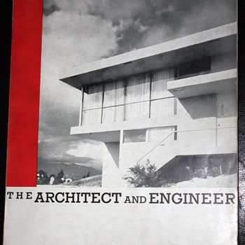 The Architect and Engineer - An Issue on Modern Architecture - December 1935