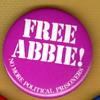Free Abbie Hoffman - NO MORE POLITICAL PRISONERS