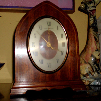 """1950 General Electric Gothic or Beehive clock with Wesminister Chimes """"Chorus"""" ,  Model #426"""