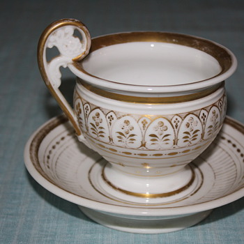 World's best Mogul Cup Saucer - China and Dinnerware