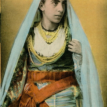 National Costume Postcards - Postcards