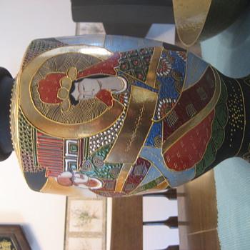 Unknown urn/vase - Asian