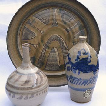 Frank Willett stoneware