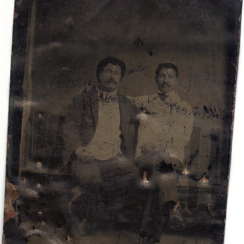 Looking for experts to tell me about the who and where of this photo - Photographs