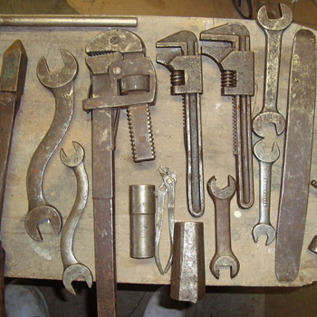 wrenches  - Tools and Hardware