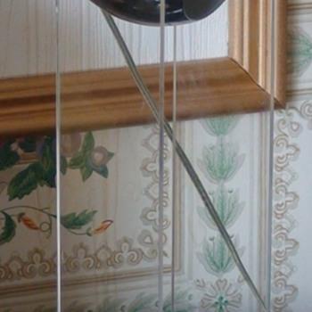 Chrome And Lucite Mid-Century Lamp Robert Sonneman (?) - Lamps