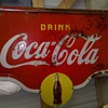 1938 drink coke sign