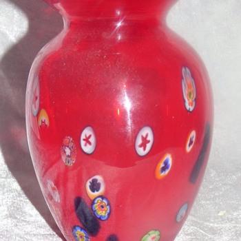 Murano style vase? - Art Glass