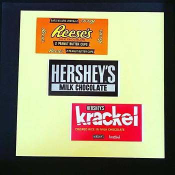 Hershey Chocolate Postcards - Postcards