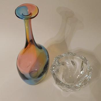 Going Well Beyond My Comfort Level........ - Art Glass