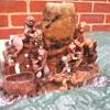 My soap stone monkey vase