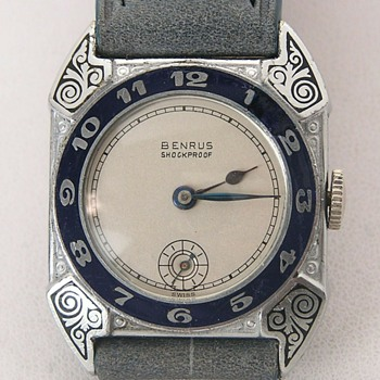 Benrus Airman Variant - Wristwatches
