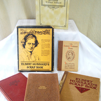 Books About Elbert Hubbard - Arts and Crafts