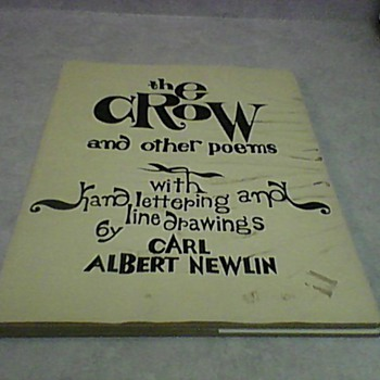 THE CROW AND OTHER POEMS 1967 - Books