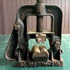 Antique Armstrong Pipe Clamp no. 133