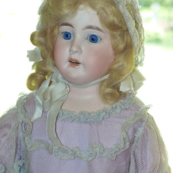 antique cuno & otto doll - Dolls