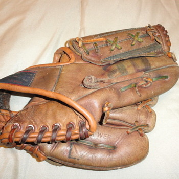 My 1967 little league Base Ball Glove - Baseball
