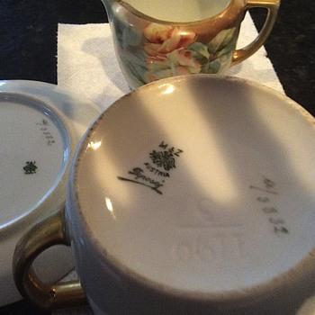 MZ Austria china marks - China and Dinnerware