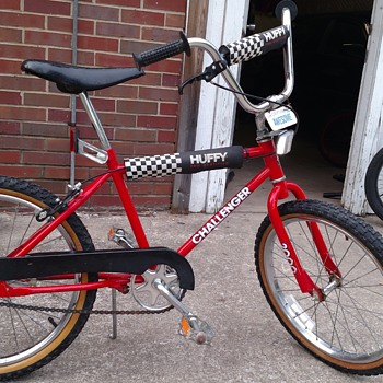 1984 huffy Challenger 2000.  - Sporting Goods