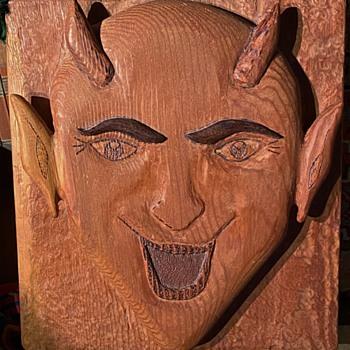 Satanic Folk Art?? - Folk Art