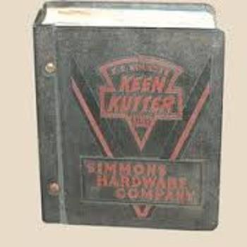 E.C. Simmons Keen Kutter 1939 Catalog