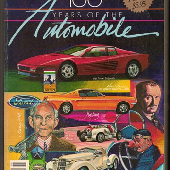 "Motor Trend ""100 Years of the Automobile"""