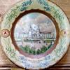 Cotton Palace plate, Waco,Texas