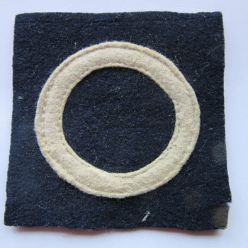 Felt Military  Patch