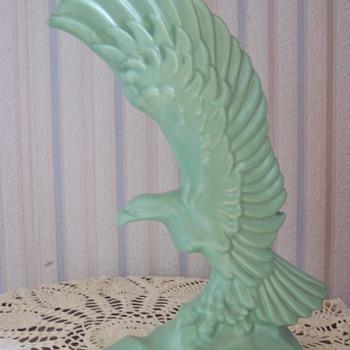 Haeger Eagle - Pottery