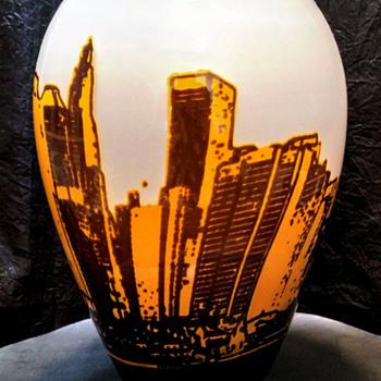 Unique graal - Art Glass