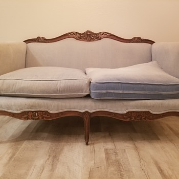 Mystery Loveseat - Furniture