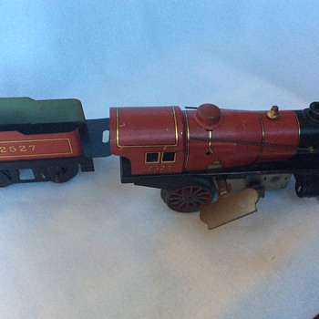 Hornby Series Made in USA wind up train - Model Trains