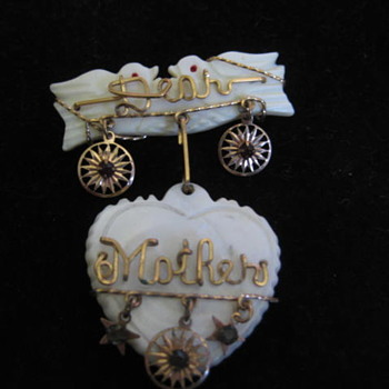 Early Mother's Day Tribute  - thinking of all Moms - Fine Jewelry