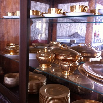 Chinese dinnerware from my grandmother - China and Dinnerware