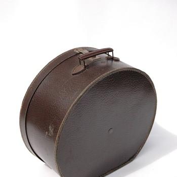 valise-boîte à chapeaux , vers 1930