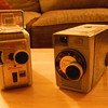 Early 1960's Kodak Brownie 8 8mm movie camera