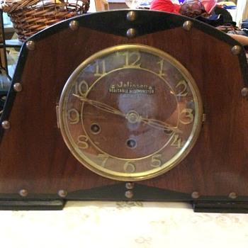 Jolisson Garanti Vertable Westminster - Clocks