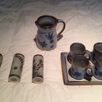Ken Edwards - Pottery
