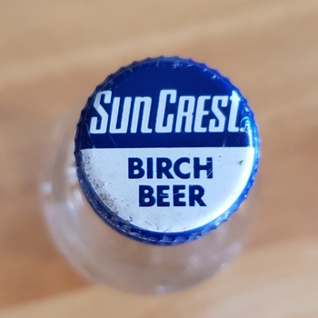 Suncrest Birch Beer - Bottles
