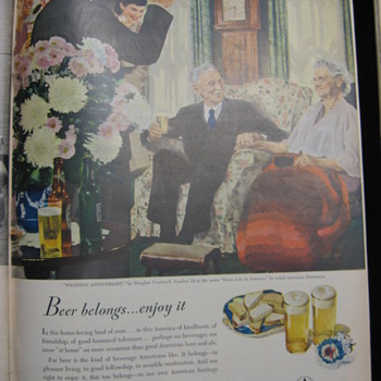 Ads for US Brewers Foundation - Advertising