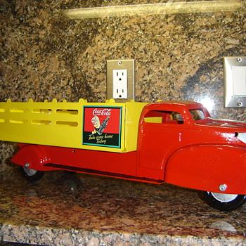 Marx Coca-Cola Truck project! - Coca-Cola