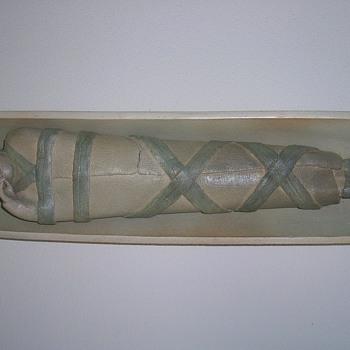 mummie - Pottery