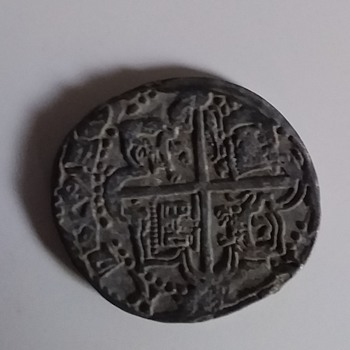 Spanish doubloons coin - World Coins